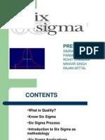 Six Sigma Orientation