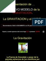 La Gravitación y El Vacío. SEGUNDA VERSIÓN.