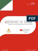 Mémoire M1 ESAIP 2010 - Simon Joliet