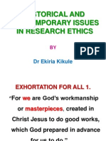 Ethics in Research.ucu