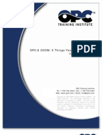 OPC and DCOM-5 Things You Need to Know