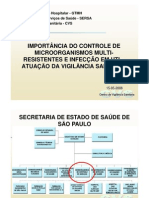 IMPORTÂNCIA DO CONTROLE DE MR