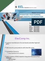 ElecComp Case - Group 5