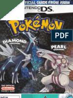 Pokemon Diamond-Pearl Strategy Guide