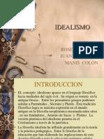 Idealismo Platon