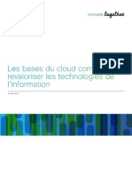 Les Bases Du Cloud Computing