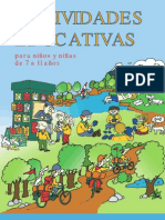 actividades educativas para niños de 7 a 11
