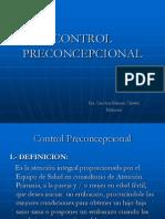 CONTROL PRECONCEPCIONAL.ppt