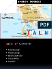 science alternative energy sources final powerpoint