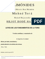 Maimónides-Leyes de los Fundamentos de la Tora.pdf