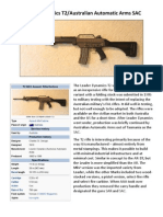 192ZZ T2 M5 Leader Dynamics Rifle & Patent