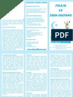 Zulu Culture and Islam - Comparison