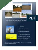 Acarreos2012 Brochure
