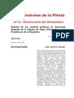El síndrome de la Piñata