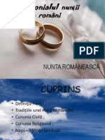 Nunta la romani Alina Olteanu