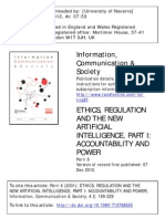 Ethics, Regulation_sobre Warwick_i Parte