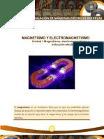 Magnetism o Electromagnetism o