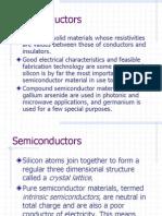 1 Semiconductors