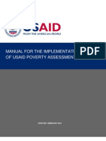 USAID PAT Implementation Manual