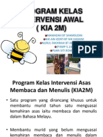 Program Kelas Intervensi Awal