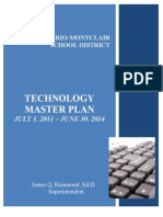 Technology Master Plan 2011-2014