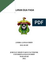 Tugas - ALIRAN DUA FASA - Andika Jamaluddin D21109295