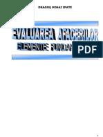 Evaluarea Afacerilor Curs 2011 1