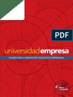 Universidad Empresa 2012