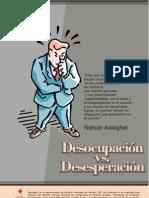 DESOCUPACION VS DESESPERACION