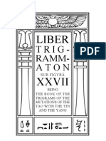 Liber 27 - Liber Trigrammaton