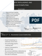 119849890 Business Intelligence and Cloud Computing