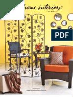 Home Interiors Catálogo de Presentación Marzo 2013