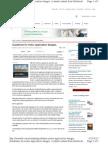Guidelines Motor Application Designs