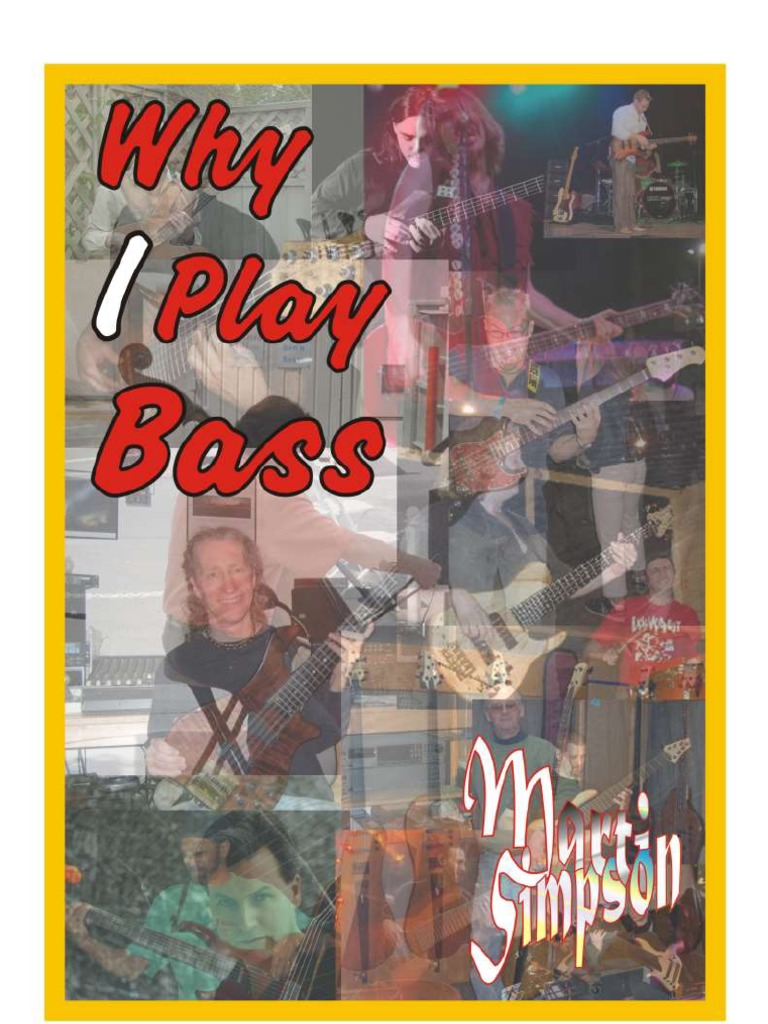 Why i Play Bass March 27 2013 | Double Bass | Bass Guitar