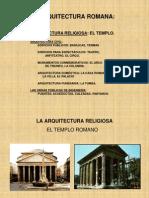 TEMPLOS ROMANOS.ppt