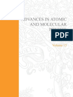 Advances in Atomic and Molecular Physics Volume 15