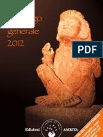 Catalogo Amrita2012