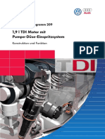 Ssp 209 1.9l Tdi Motor