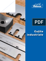 Cutite Industriale