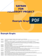 MS Project - Sample Graphs