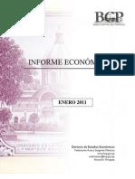 Coyuntura Informe Economico Enero 2011