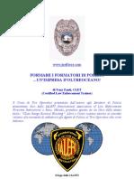 Formare i Formatori Di Polizia
