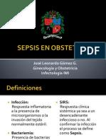 Sepsis en Obstetricia