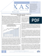 Texas Labor Market Review - March 2013