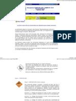Clasificación de sustancias según Código IMDG
