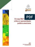 OWS e a crítica à repres política