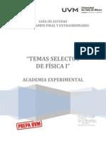 GUIA DE TEMAS SELECTOS DE FÍSICA 1   2012 10