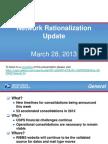 USPS Network Rationalization Update Mar 2013
