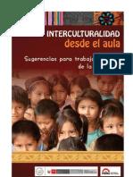 Interculturalidad Desde El Aula - LUIS SANCHEZ DEL AGUILA