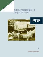 I Napoletani Da Mangiafoglia a Mangiamaccheroni - Saggio Di Emilio Sereni